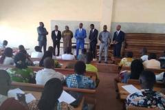 La Cour de justice de l'UEMOA à l'Université de Parakou au Bénin - 1